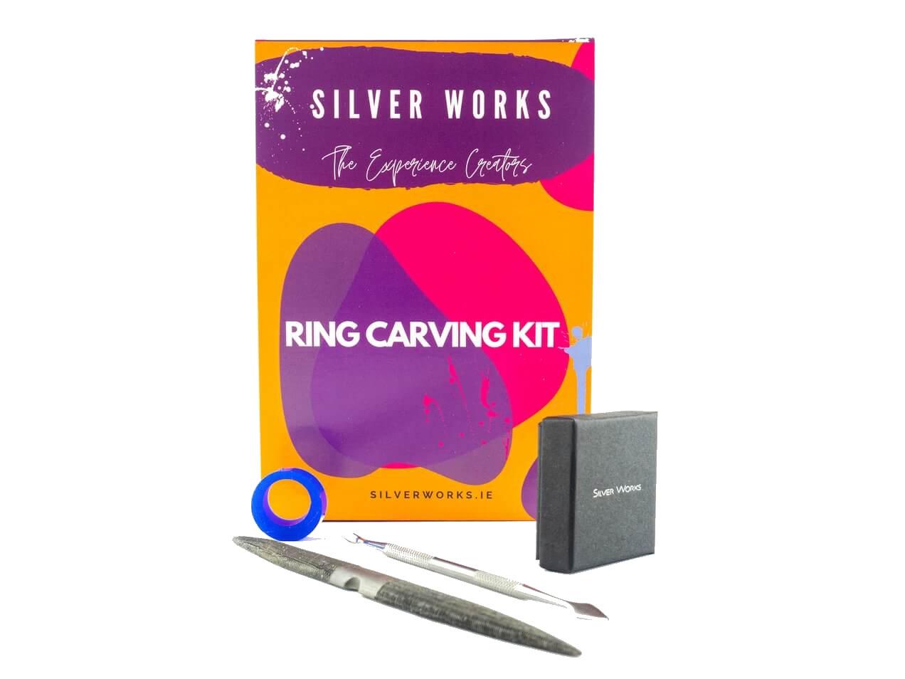 Silverworks - Ring Carving Kit