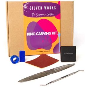 Silverworks - Ring Carving Kit Product