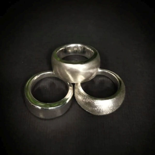 Silverworks - Jewellery Makiing Classes - Virtual Ring Carving Class3