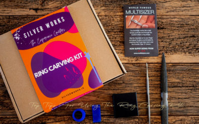 Top Tips For Using The Ring Carving Kit