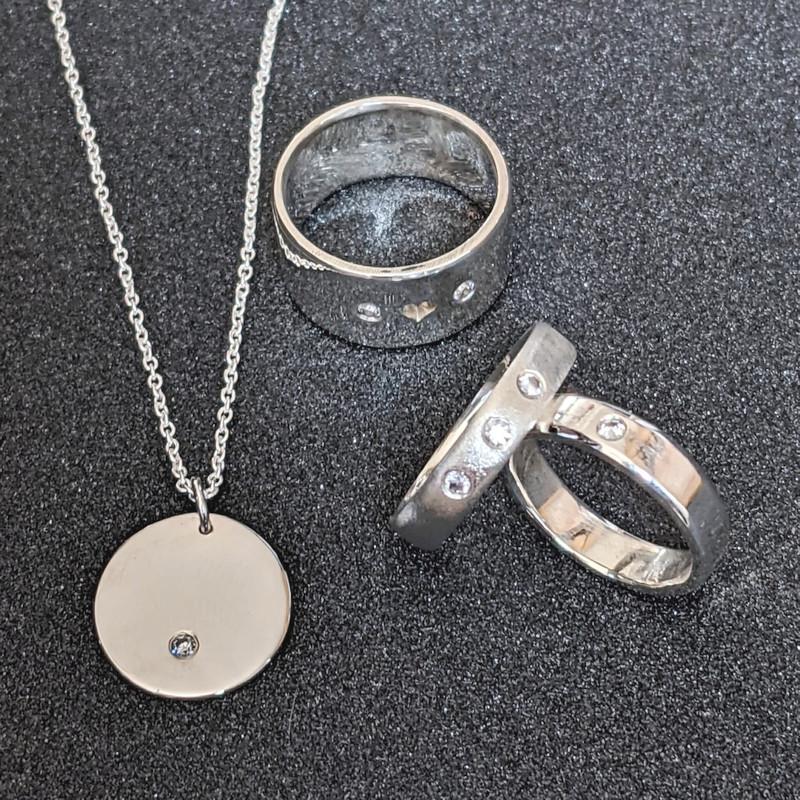 Silverworks - Jewellery Making Classes - Gem Setting Class