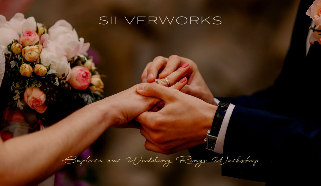 Explore our Wedding Rings Workshop