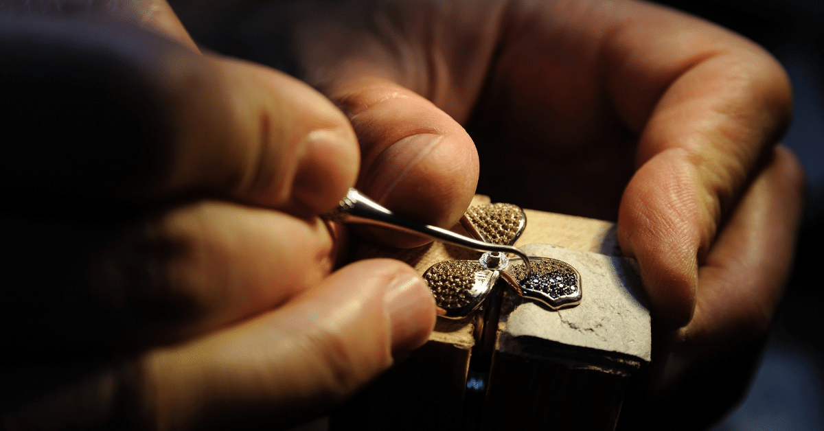 Silverworks - Jewellery Classes - Weekend Improvers Course